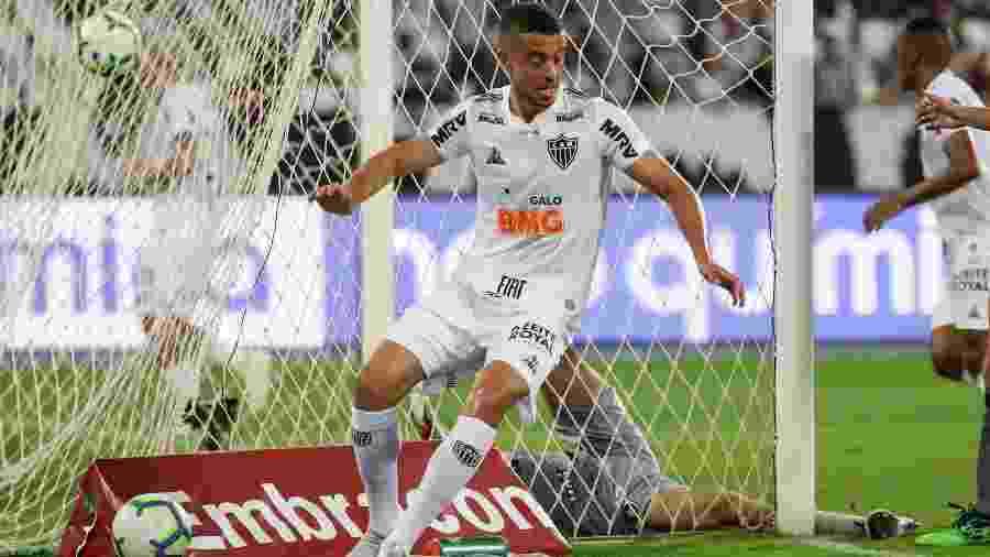 Franco Di Santo será o centroavante titular do Atlético-MG diante do Colón, da Argentina - Bruno Cantini/Divulgação/Atlético-MG