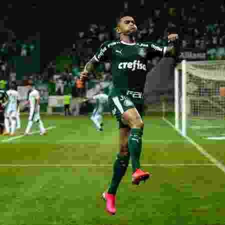 Dudu, atacante do Palmeiras - Daniel Vorley/AGIF
