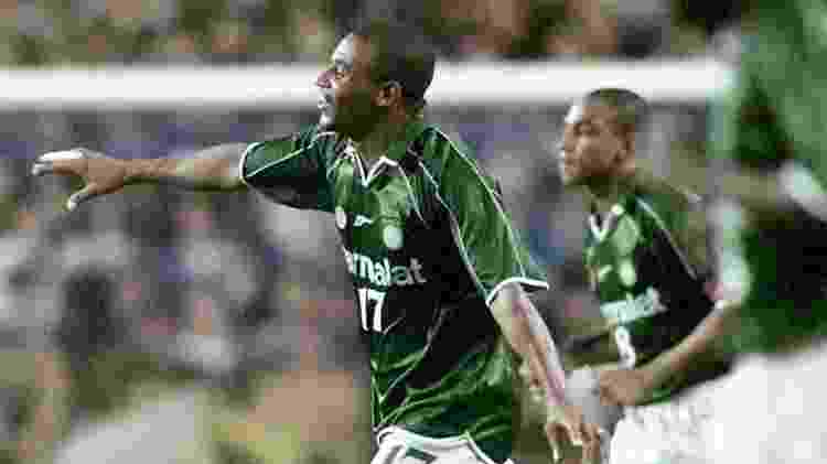 Pena, no Palmeiras - Enrique Marcarian/Reuters - Enrique Marcarian/Reuters