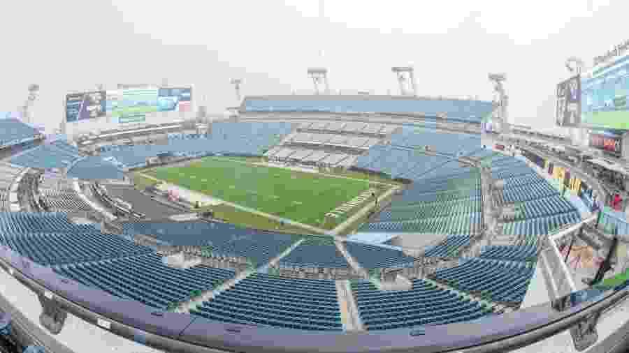 TIAA Bank Field, estádio do Jacksonville Jaguars, da NFL, pode receber Convenção Nacional Republicana - James Gilbert/Getty Images