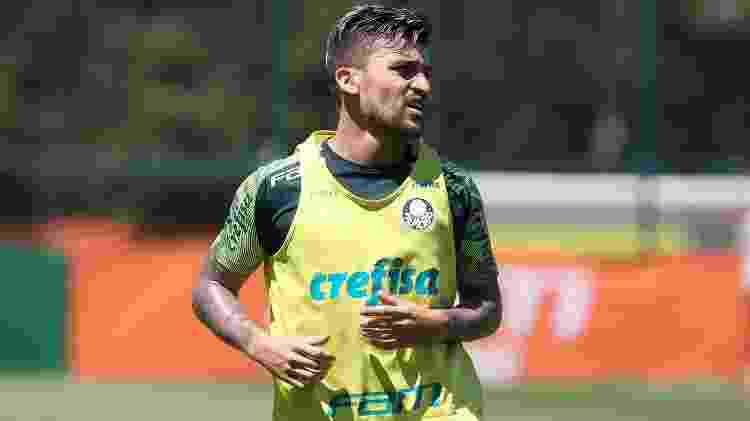 Victor Luis - Fábio Menotti/ Palmeiras - Fábio Menotti/ Palmeiras
