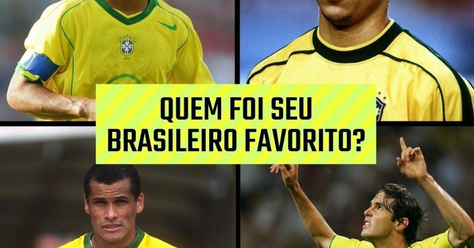 futebol muleke - quem foi melhor ronaldo ronaldinho gaucho kaka rivaldo