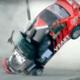 Assista: Carro capota sete vezes mas piloto sai ileso em rally na Rússia