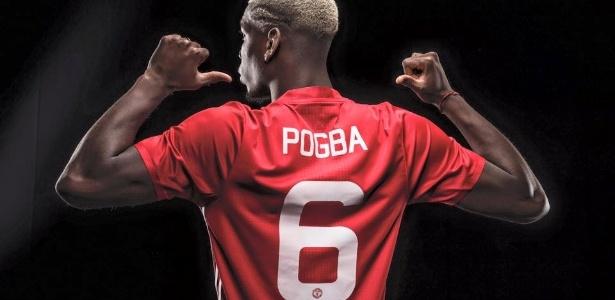 Venda de Pogba girou milhões a terceiros na última janela - Manchester United/Oficial