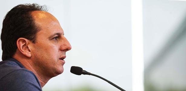Rogério Ceni será apresentado nesta quarta-feira, no CT da Barra Funda