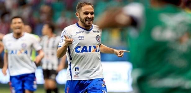 Bahia venceu o Ceará por 3 a 1
