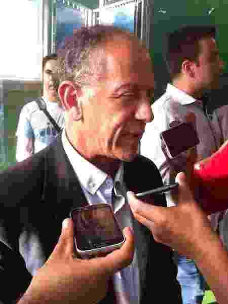 Walter Feldman, secretário-geral da CBF - Bruno Freitas/UOL