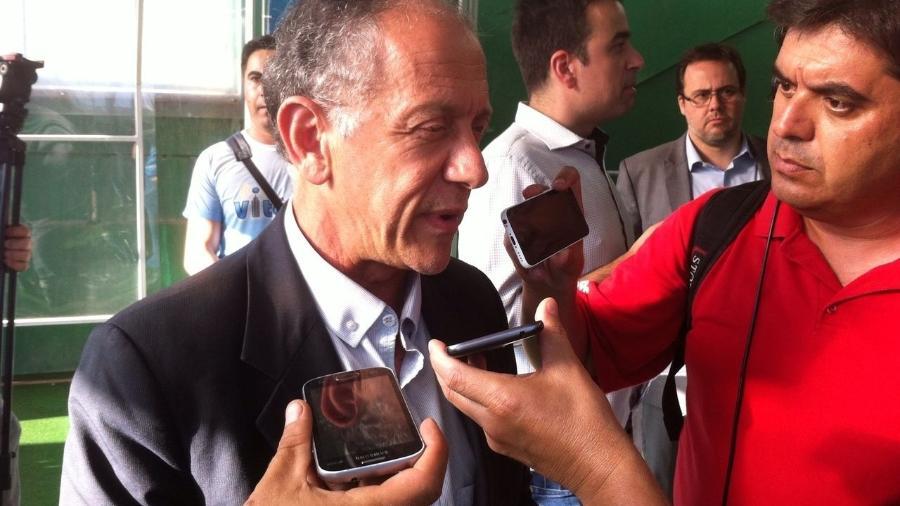 Walter Feldman, que já não é mais o secretário-geral da CBF - Bruno Freitas/UOL