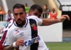 Escudero analisa início no Vasco e espera volta por cima no Brasileirão
