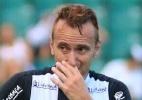 Zé Love deixa Figueirense por 'alto salário' e busca novo clube para 2018 (Foto: Twitter/Figueirense)