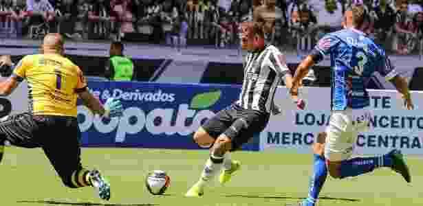 Com Fred suspenso, Rafael Moura vai ser titular do Atlético-MG contra a URT - Bruno Cantini/Clube Atlético Mineiro