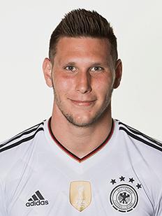 Niklas Süle, zagueiro da Alemanha