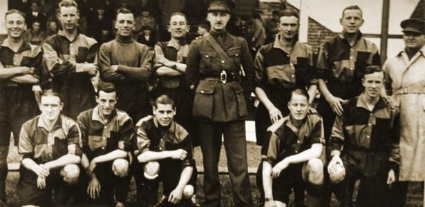 Time do Bolton lutou contra nazistas na Segunda Guerra Mundial