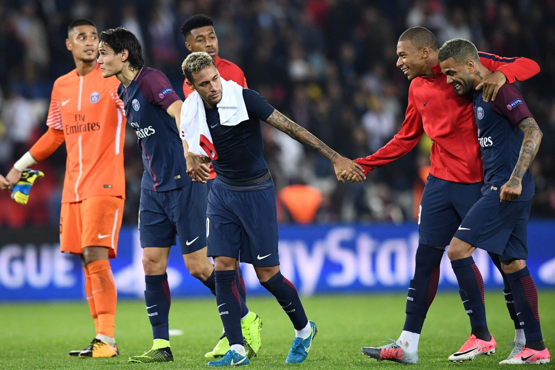 Neymar já descumpriu código de ética com torcida 8d15141fd771d