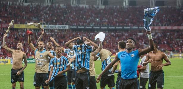 Grêmio iniciou estadual com time B, chegou a ser lanterna e agora está na semifinal