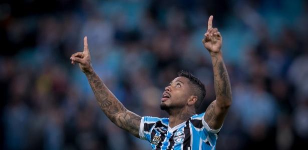 Marinho pode deixar o Grêmio após vídeo polêmico em que se oferece ao Flamengo - Liamara Polli/AGIF
