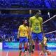Vôlei: Brasil vence Rússia de virada e dá passo importante por vaga na semi - Divulgação/FIVB