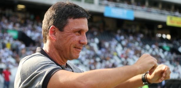 Técnico Zé Ricardo já está trabalhando e focado na próxima temporada do Botafogo - REUTERS/Sergio Moraes
