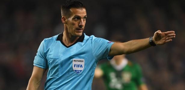 Javier Estrada, árbitro espanhol da Fifa, foi consultor na criação do app