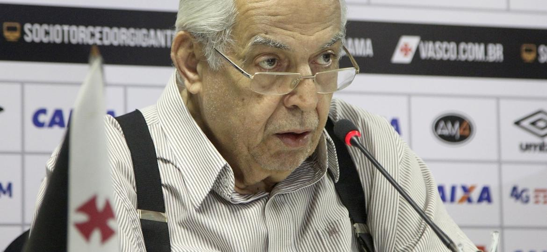 a8120ea63fc98 Eurico Miranda  Vasco lamenta morte de ex-presidente e presta ...