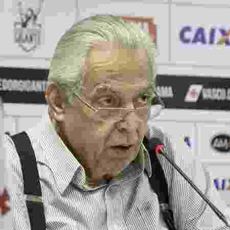 Eurico Miranda - Paulo Fernandes/Divulgação - Paulo Fernandes/Divulgação
