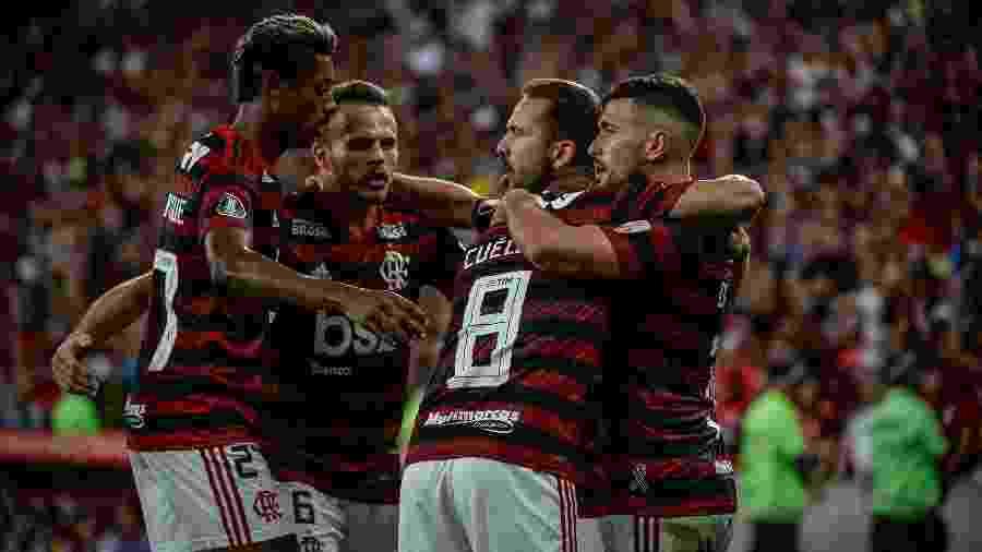 Flamengo é o líder entre os times mais pesquisados no Google - Alexandre Vidal/Flamengo