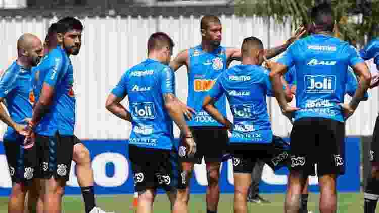 Próximo desafio do Corinthians é na quarta-feira, contra o Goiás, pela 26ª rodada - Daniel Augusto Jr./Agência Corinthians