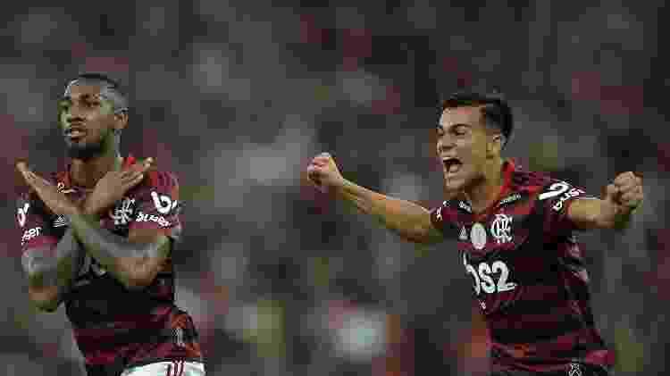 Gerson entrou no time e mudou Flamengo de patamar - Thiago Ribeiro/AGIF