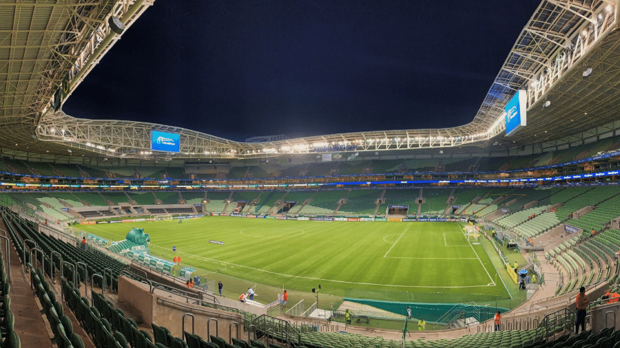 Allianz Parque, estádio do Palmeiras, teve demissão de funcionários diante da crise do coronavírus - Divulgação/Allianz Parque