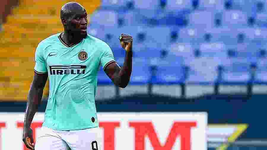 Atacante belga tem contrato com a Inter de Milão até 2024 - Paolo Rattini/Getty Images