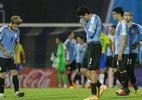 Seleção uruguaia tem mais dois casos de Covid-19; total chega a 15 - Matilde Campodonico / POOL / AFP