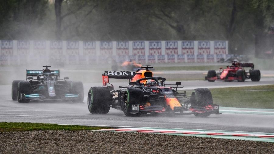 Max Verstappen na Fórmula 1: mudança de regra agrada Band, que exibe competição no Brasil - Miguel MEDINA / AFP