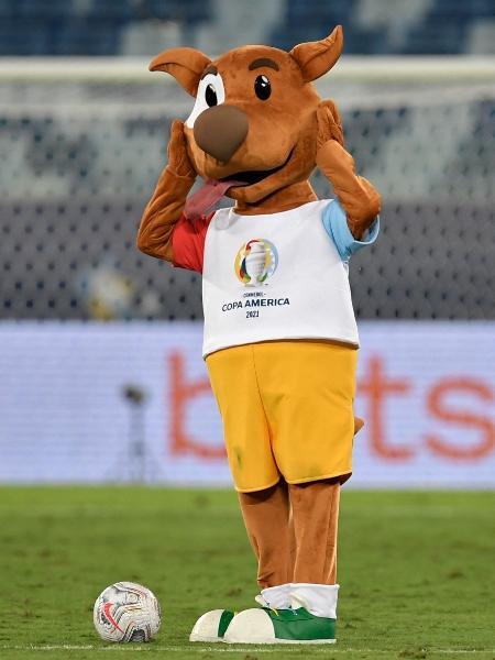 Pibe, mascote da Copa América - Divulgação/Conmebol
