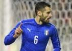 Itália tem desfalque certo para enfrentar a Espanha nas oitavas - JOHN THYS/AFP
