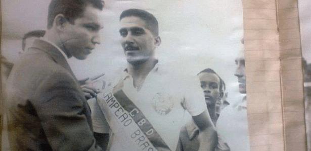 Léo foi o artilheiro da Taça Brasil de 1959, considerada o 1º Campeonato Brasileiro