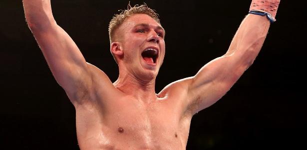 Nick Blackwell não perdia há sete lutas - Ben Hoskins/Getty Images