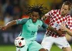 """Marrento, Rakitic lamenta eliminação: """"vai para casa o melhor time da Euro"""" - Lee Smith/Reuters"""