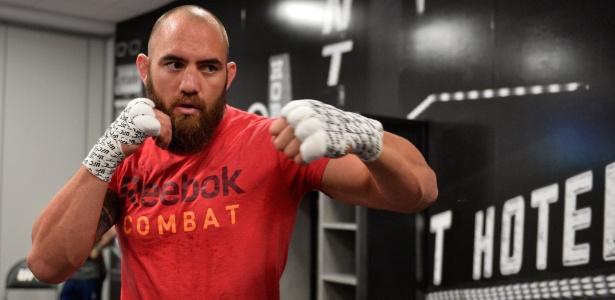 Travis Browne espera voltar a vencer no UFC - Brandon Magnus/Zuffa LLC
