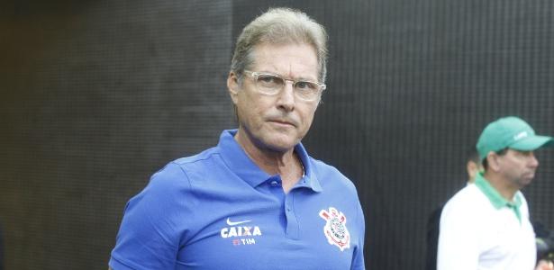 Oswaldo de Oliveira assinou com o Atlético-MG