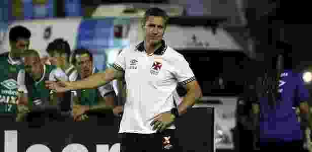 Jorginho, técnico do Vasco - Paulo Fernandes/Vasco.com.br