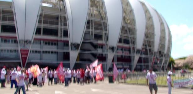 Beira-Rio recebe eleição do Internacional para presidente e Conselho Deliberativo