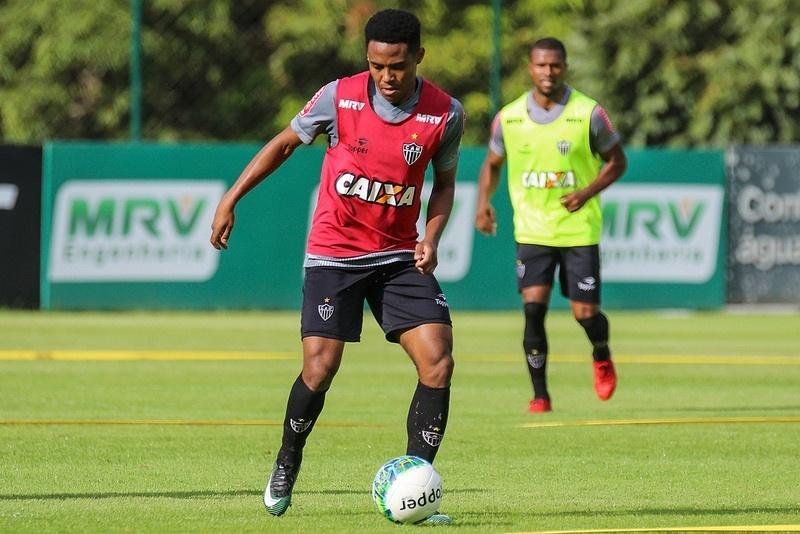 Elias deve estrear pelo Atlético-MG contra o Joinville, pela Primeira Liga