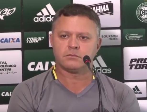Pachequinho mudou o Coritiba, mas ainda precisa convencer