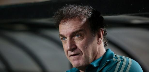 Cuca nos tempos de Palmeiras; Grêmio contratou profissional ligado ao treinador