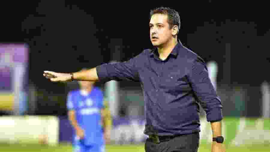 Marquinhos Santos, técnico da Chapecoense - Arthur Dallegrave/E.C.Juventude