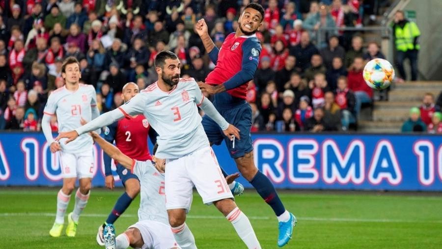 Espanha e Noruega empatam em 1 a 1 pelas Eliminatórias da Eurocopa 2020 - Divulgação/Uefa