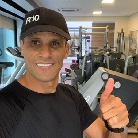 Rivaldo elogia Gallardo, e diz que torcerá para o Flamengo na final da Libertadores