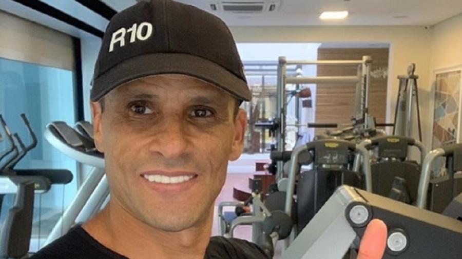 O ex-jogador Rivaldo criticou o Barcelona e o tratamento do clube com Griezmann - Reprodução/Instagram