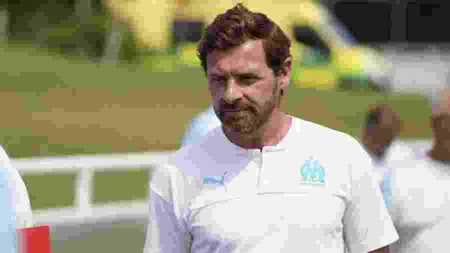 André Villas-Boas, técnico do Olympique de Marselha - Divulgação