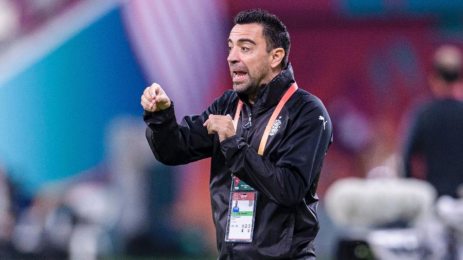 Ídolo do Barcelona é atualmente técnico do Al-Sadd e pode assumir, no futuro, um cargo de gerente do clube catalão - Eurasia Sport Images/Getty Images
